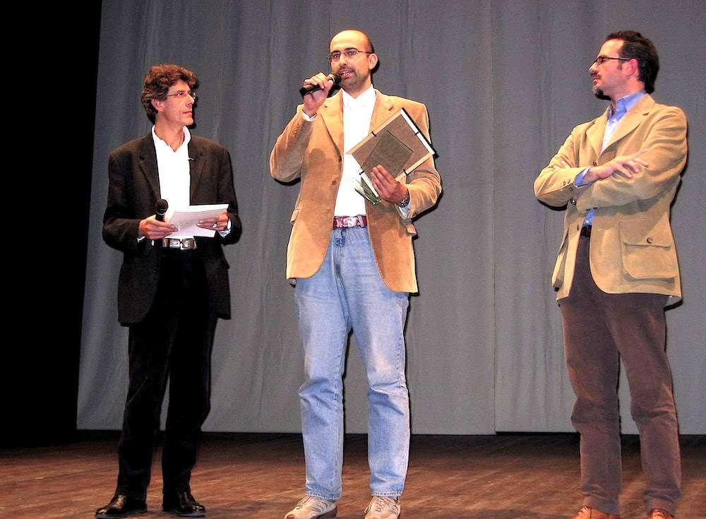 premiazione per il cortometraggio