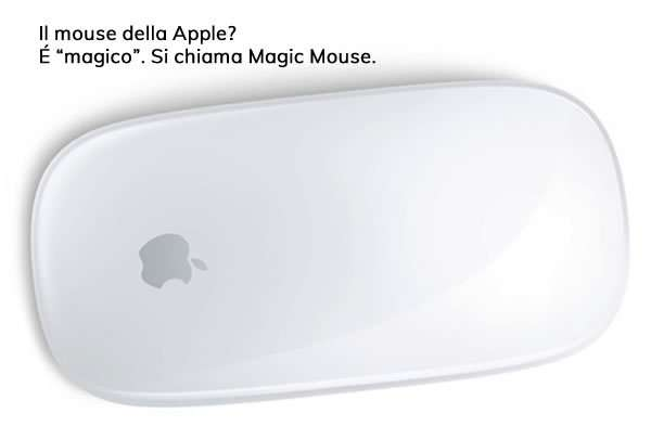 Apple: archetipo del mago