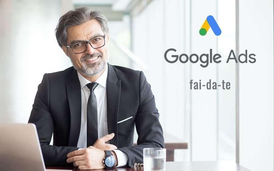 Google Ads fai-da-te