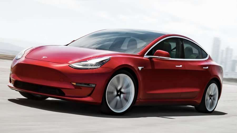 brand positioning Tesla