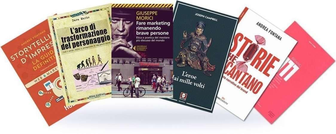 Bibliografia di riferimento per lo storytelling d'impresa