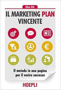 Il Marketing Plan vincente Book Cover