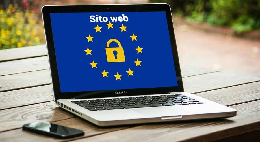 privacy per sito web