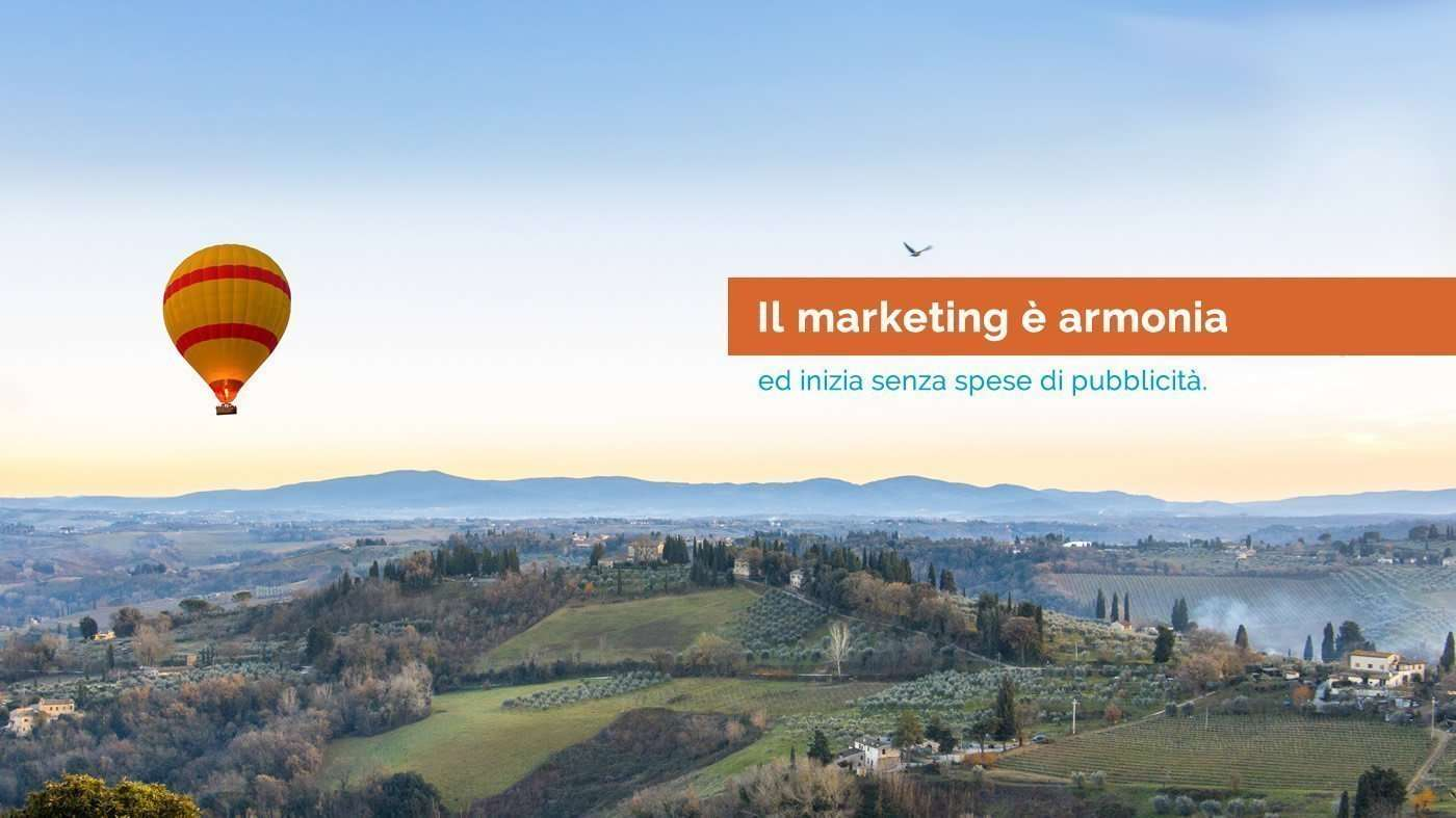 il marketing è armonia