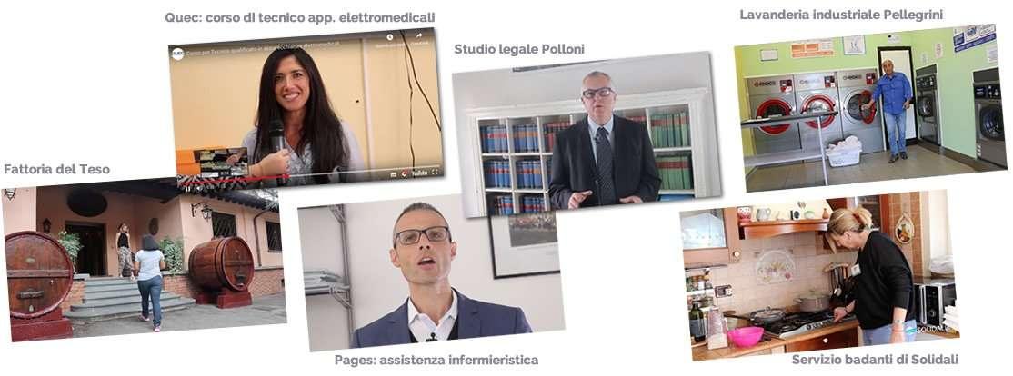 creazione video Lucca