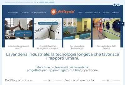 Pellegrini Sas – Lavanderia industriale in prima pagina Google
