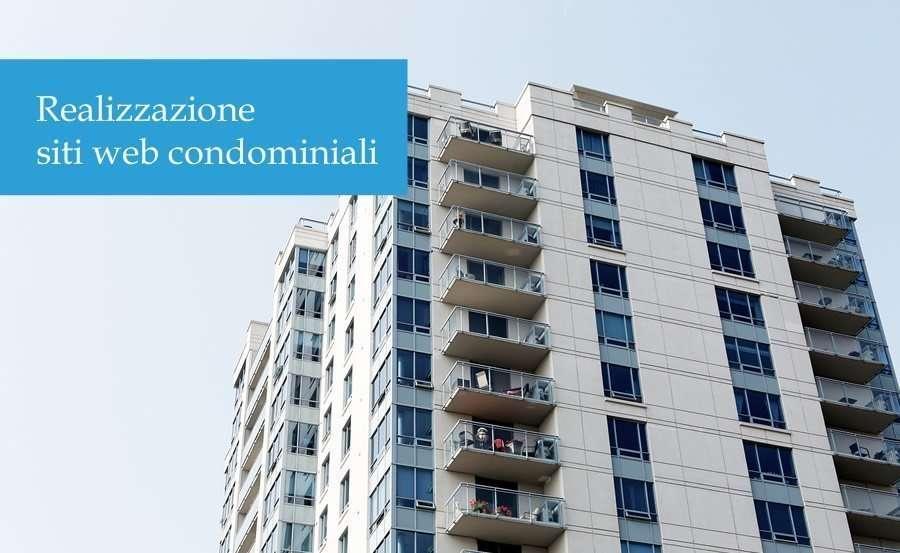 sito web per condominio