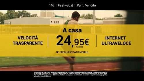 fastweb evoca lo sport